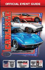 2018 Corvettes at Carlisle